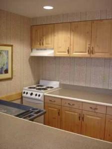 Existing Under-utilized kitchen